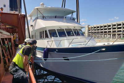 New Delivery! 720 Outer Reef Motoryacht