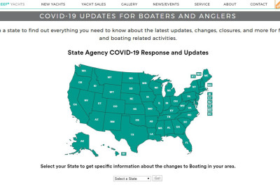 COVID19 Updates for Anglers and Boaters within the US