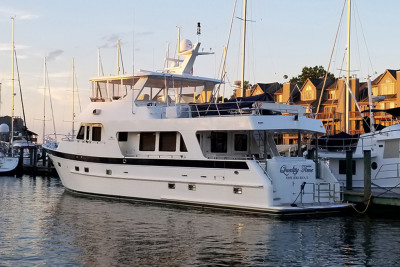 New Listing - 2013 700 Motoryacht QUALITY TIME