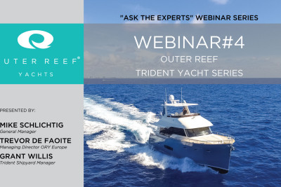 Watch Webinar #4 - Outer Reef Trident Yacht Series
