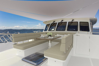 Outer Reef Launches New Foredeck Lounge Feature