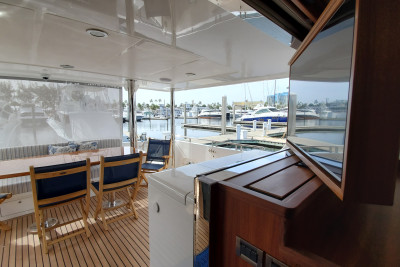 New Video! Aft Deck Customizations For Your Cruising Lifestyle