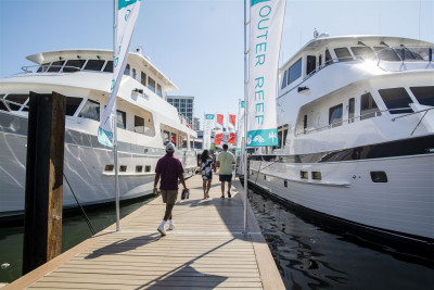 Outer Reef Bringing Private Boat Shows To An Area Near You