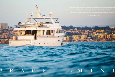 Peace Of Mind by Yachting Magazine