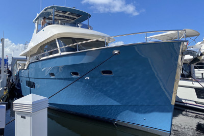 New Outer Reef Trident 620 Sports Explorer at 2020 FLIBS