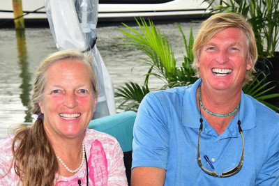 Outer Reef Owners Spend Quality Time with Their 'FAVORITE CHILD'