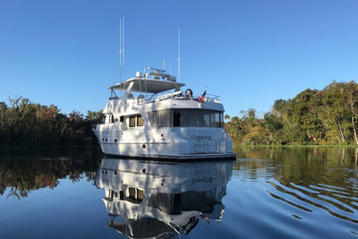 650 Outer Reef Uncovers Raw Beauty Along St. Johns River