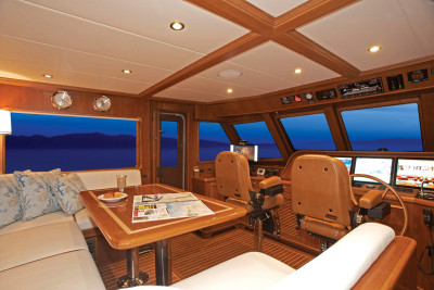 Outer Reef Yachts Articles Library - Dreaming with Open Eyes