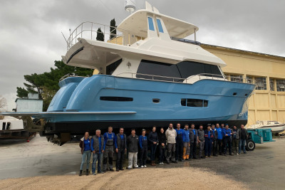 Another New Outer Reef Trident 620 Joins the Fleet