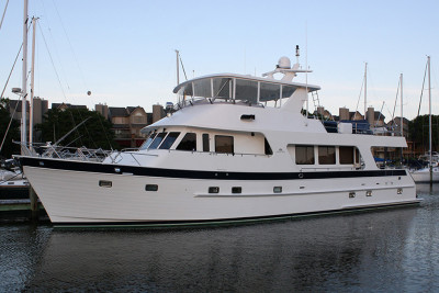 2013 Outer Reef 700 Motoryacht QUALITY TIME Changes Location to South Florida