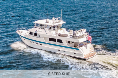 Rare Opportunity on a New-Build Outer Reef 720 Motoryacht
