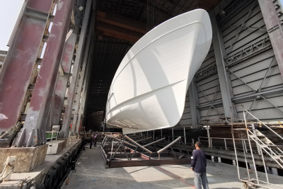 New M-Class 720 Motoryacht Born from the Mold