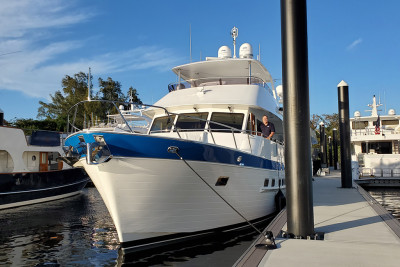 Outer Reef Attends the Lauderdale Marine Open House
