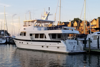 SOLD - 2013 Outer Reef 700 Motoryacht QUALITY TIME