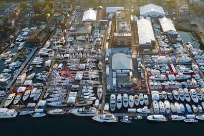 2021 Newport International Boat Show
