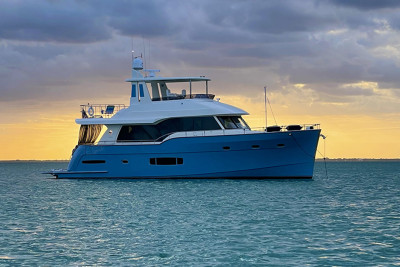 Outer Reef Trident OASIS Visits No Name Harbor in Key Biscayne