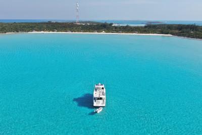 Featured Destination: Highbourne Cay, Exumas, Bahamas