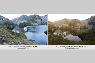 Another Outer Reef Yacht Rounds Cape Horn and Cruises Patagonia