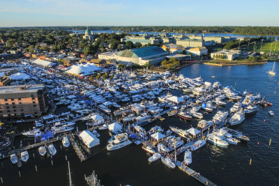 Join Outer Reef Yachts at a 2021 Fall Boat Show