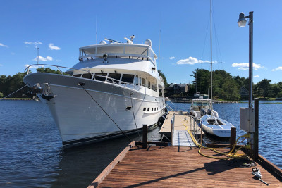 Outer Reef Owners Love to Cruise and Reside in Nova Scotia