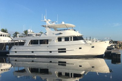 New Listing! Immaculate 2017 700 Outer Reef Motoryacht