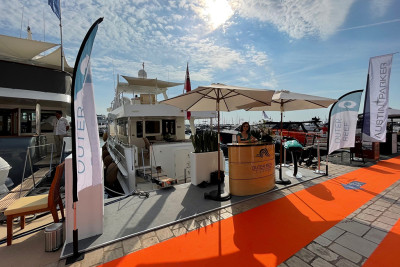 Cannes Yachting Festival Day 1 with Outer Reef Yachts