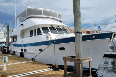 Outer Reef Yachts Kicks Off Newport, RI Show in Style