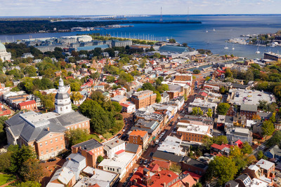 Outer Reef Yachts Featured Destination - Annapolis, Maryland