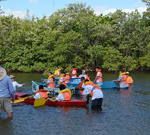 MIASF and Outer Reef: Building Boating's Bright Future at the 2016 Plywood Regatta