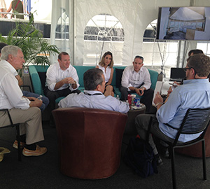 Outer Reef Yachts Successfully Attends the 2016 Palm Beach Boat Show