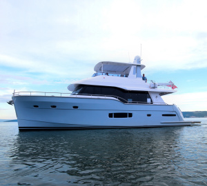 Outer Reef Yachts Trident 620 World Premiere