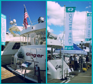 Outer Reef Yachts See Record Attendance at Fall 2016 Boat Shows