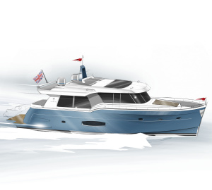 Outer Reef Yachts Launches New Trident Series 620 Solara