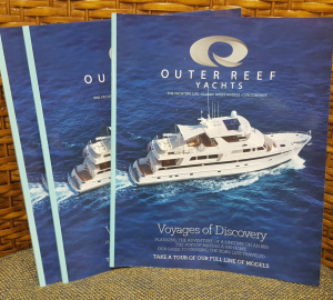 New 2017 Classic Series Outer Reef Yachts Brochure