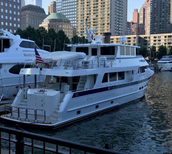 HQ in New York City
