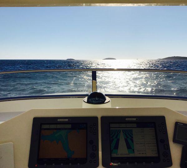 Cruising the Beautiful Waters of Croatia
