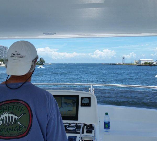 Sandana Shakedown Cruise, Part 1