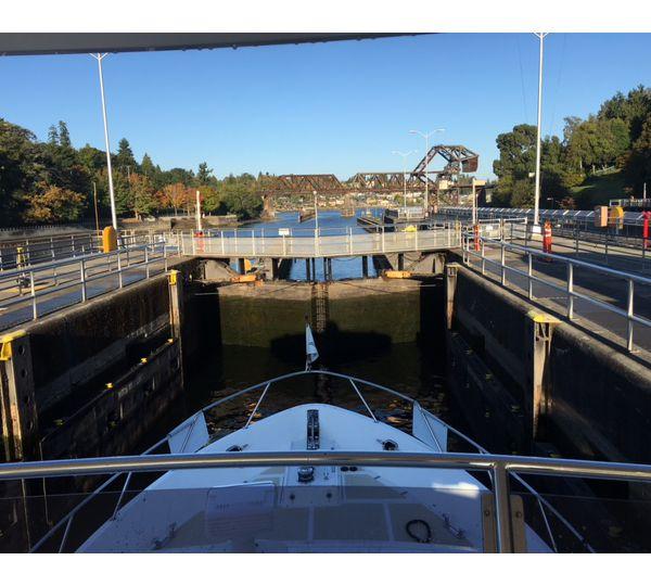 DoGo's Hideout Photos Through Ballard Locks