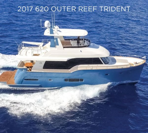 Outer Reef Yachts Successfully Wraps Up 2018 Miami Boat Show and Miami Yacht Show