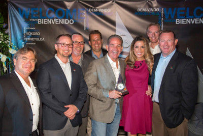 Outer Reef Yachts Wins AIM Marine Group Editor's Choice Award