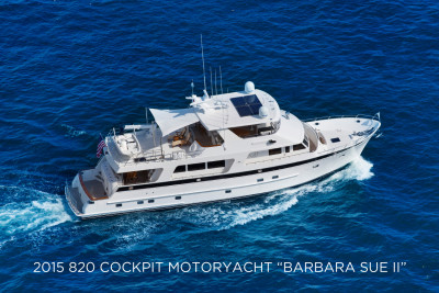 Outer Reef Yachts To Attend 2017 Yachts Miami Beach With Show-stopping 820 CPMY