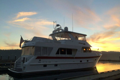 Adventures aboard M/Y GINGER