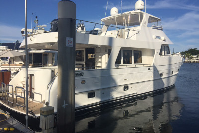 Outer Reef Yachts participated in Australia's 28th Sanctuary Cove International Boat Show