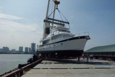 Our Latest Model, 63 Motoryacht, Debuts at the Sydney International Boat Show
