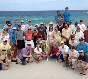 2012 Outer Reef Rendezvous in the Abacos