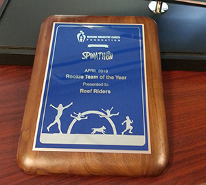 Outer Reef Yachts Awarded Rookie Team of the Year
