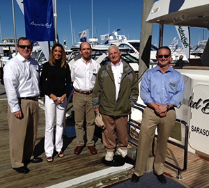 Outer Reef Yachts Sees Record Attendance at Three 2014 Fall Boat Shows in the Past Week