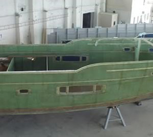 The Yard extracts first Trident hull from Mold