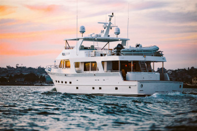 Outer Reef Yachts Checks All the Boxes