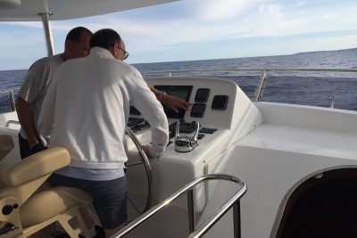 Day Cruising in Cote D'Azur